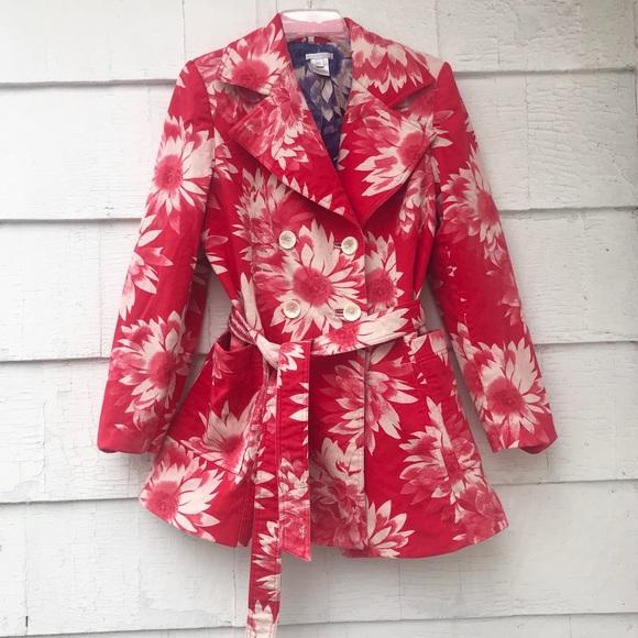 Austin Reed Jackets Coats Spring Austin Reed Floral Jacket Poshmark